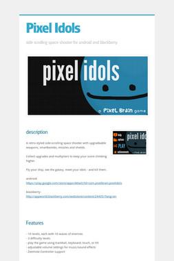 Pixel Idols