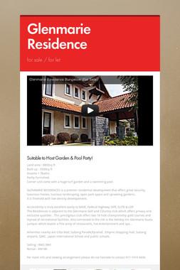 Glenmarie Residence