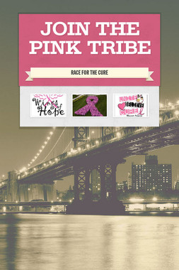 Join the Pink Tribe