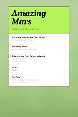 Amazing Mars