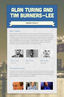 Alan Turing and Tim Burners-Lee