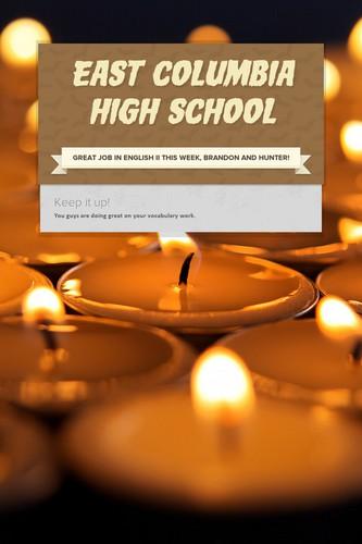 East Columbia High School