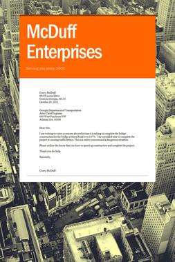 McDuff Enterprises