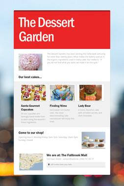 The Dessert Garden