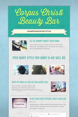 Corpus Christi Beauty Bar