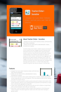 Teacher Clicker - Socrative