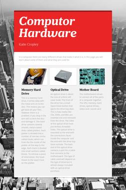 Computor Hardware