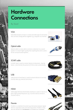 Hardware Connections