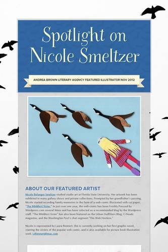 Spotlight on Nicole Smeltzer