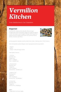 Vermilion Kitchen
