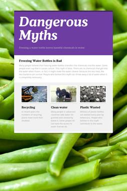 Dangerous Myths