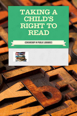 Taking a Child's Right to Read
