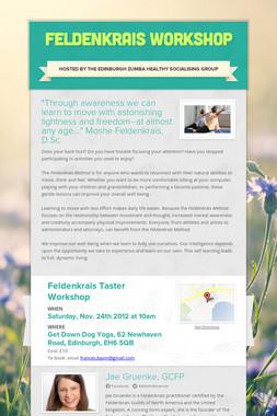 Feldenkrais Workshop
