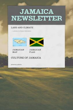 Jamaica Newsletter