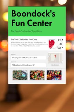 Boondock's Fun Center