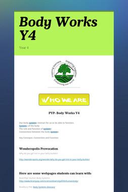 Body Works Y4