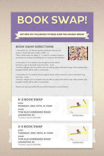 Book Swap!