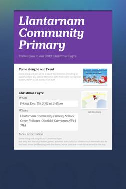 Llantarnam Community Primary