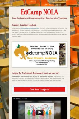 EdCamp NOLA