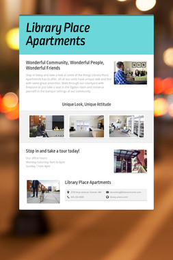 Library Place Apartments