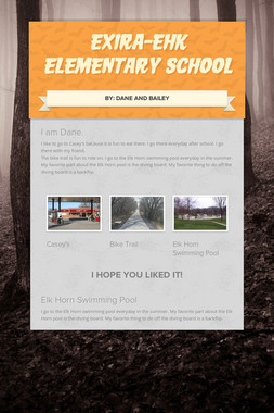 Exira-EHK Elementary School