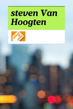 steven Van Hoogten