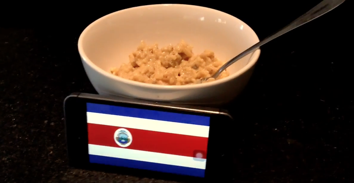 Arroz Con Leche de Costa Rica