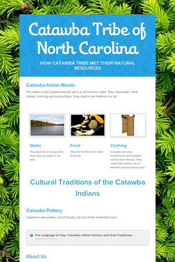 Catawba Tribe of North Carolina