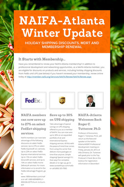 NAIFA-Atlanta Winter Update