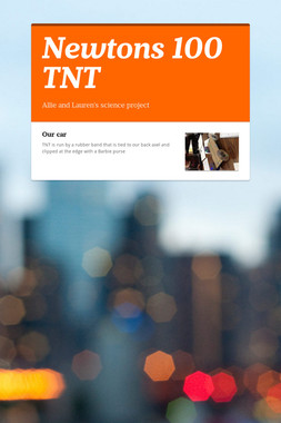 Newtons 100 TNT