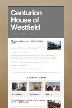 Centurion House of Westfield