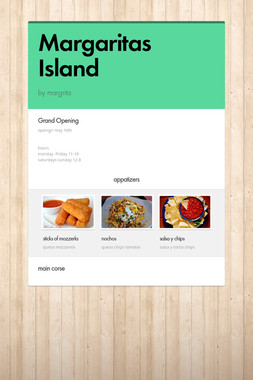 Margaritas Island