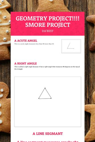 GEOMETRY PROJECT!!!! SMORE PROJECT