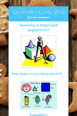 Geometry Gone Wild