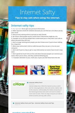 Internet Safty