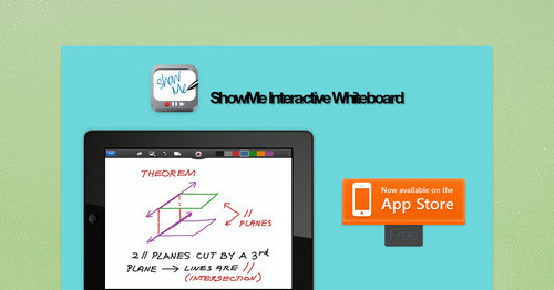 Showme Interactive Whiteboard Smore Newsletters