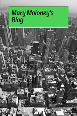 Mary Moloney's Blog