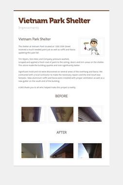 Vietnam Park Shelter