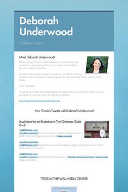 Deborah Underwood