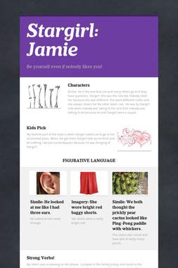 Stargirl: Jamie