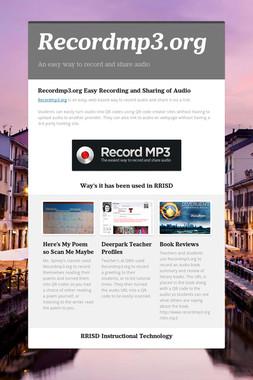 Recordmp3.org