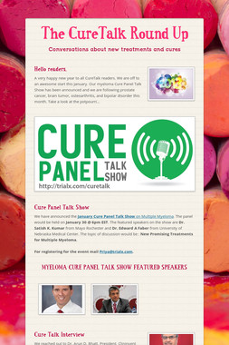 The CureTalk Round Up