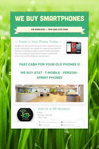 We Buy Smartphones
