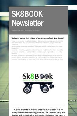 SK8BOOK Newsletter