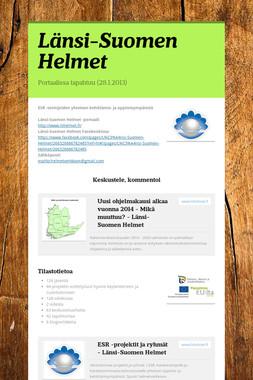 Länsi-Suomen Helmet
