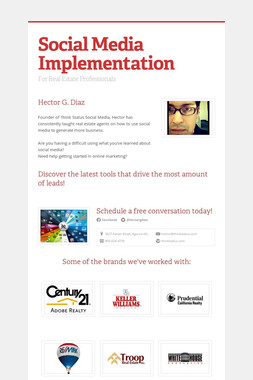 Social Media Implementation