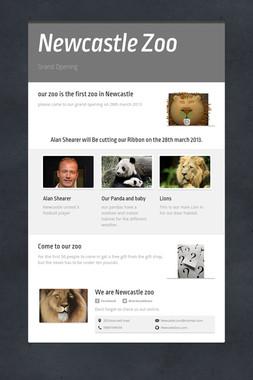 Newcastle Zoo