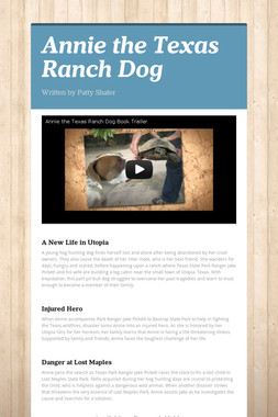 Annie the Texas Ranch Dog