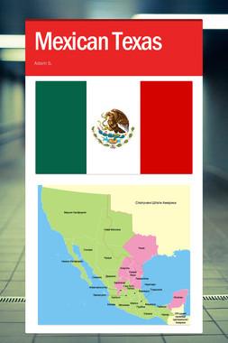 Mexican Texas