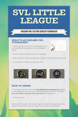 SVL Little League